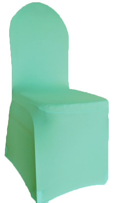 Mint Spandex Chair Cover